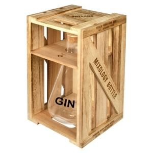 Artland Mixology Gin 750 ml decanter in crate